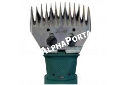 Nyírógép Juh Super Profi 1300-2-Td  3000 430w  0350100  430W, 230V, fordulat:30000/perc, 1600g, 3 év garancia . 1 db vágófej van rajta.