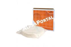 Spermaszűrő Papír Korong 240mm 200db Magapor  310001  Steril, higiénikus, 200 mikronos szemcseméretű szűrőpapír sertés kanok spermavételéhez