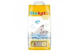 .Macskaalom Biokats Bianco 10kg Gimpet  4705227