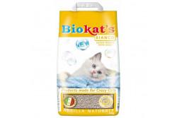 .Macskaalom Biokats Bianco 5kg Gimpet  4705231