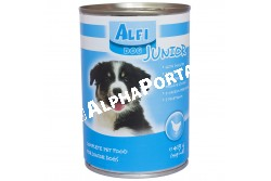 -Alfi dog konzerv 415gr junior  ALFI425