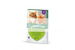 Advantage 80 macska/nyúl 0,8 ml 1x  BAYE031  Hatóanyag + Javallat: Imidakloprid Macskák bolhásságának megelőzésére és kezelésére, ezáltal a bolhacsípés okozta allergiás bőrgyulladás (FAD) megelőzésére, illetve a gyógykezelés részeként gyorsan és könnyen alkalmazható csöpögtető készítmény 4 kg feletti súlyú macskáknak és nyulak ctenocephalides felis okozta bolhásságának kezelésére.