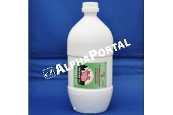 """Cai-Pan Tőgykenőcs 400ml  BOS3  Helyettesítendő termék: Tummelő tőgykenőcs, Cai-pan 250 ml  """"A CaiPan Mint tőgykenőcs 35%os japán borsmenta (Mentha Arvensis L. var. PiCaipan400mlperascens Holmes ex Christy) olaj kivonatot tartalmaz, mely segíti a tőgy bőrébe masszírozva a vérkeringést.  Hűti a tőgyet és gyulladáscsökkentő hatása van. Antibiotikum mentes. Természetes hatóanyagainak köszönhetően nincs várakozási idő és nincs maradékanyag a tejben.  A 35% Japán borsmenta olaj alapú, vérbőség fokozó CAIPAN kenőcs használatával megőrizhető a tőgy egészségi állapota.  A CAIPAN kenőcs természetes gyógynövény termék, antibiotikum nélkül.  Kezelés előtt a tőgyet ki kell fejni.   Dörzsöljön kb. 10 ml CAIPAN krémet a beteg tőgynegyed bőrébe, ismételje ezt a műveletet 24 napig, naponta 3 alkalommal.  1224 órán belüli pozitív eredmények """""""