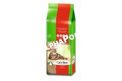 .Alom Cats Best Original 40l, 18kg  CHIPSI22  Hatékonyan köti meg a nedvességet és a kellemetlen szagokat.  Háromszor nagyobb nedvesség befogadó kapacitással bír, mint a hagyományos almok.  Könnyű, komposztálható és 100%-ban biológiailag lebomló.  Kizárólag tiszta, organikus rostokból áll.  Bársonyosan lágy, természetesen kellemes illatú.