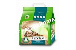 .Alom Cats Best Sensitive 8l, 2,9kg  CHIPSI29  Hatékonyan köti meg a kellemetlen szagokat, az aktív farost technológiának köszönhetően. Kiváló nedvesség befogadó kapacitással bír, az alom mennyiségének 800%-át tudja befogadni. Erős csomósodás, könnyű súly, pormentes, kíméletes a mancsokhoz. Komposztálható és 100%-ban biológiailag lebomló. Kizárólag tiszta, organikus rostokból áll. Hosszan tartó, 8 hétig használható.