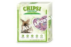 .Alom Chipsi Carefresh Confetti, 50l (4kg)  CHIPSI54  CHIPSI54 Chipsi Carefresh Confetti színes 50L (4kg) EAN: 066380001402 Puha, kényelmes alom, rágcsálók részére. Különösen hosszú, puha cellulóz rostokból készült alom, mely igazán kényelmes, vidám, színes élőhelyet biztosít a kedvenceknek. 2,5-szer több folyadék elnyelésére képes, mint a hagyományos forgácsok. 99%-ban pormentes a könnyű tisztítás érdekében. 5 napig megköti a kellemetlen szagokat. Környezetbarát és biológiailag lebomló. EU által jóváhagyott színezéket tartalmaz. Származási hely: EU Száraz helyen tárolandó! Gyártási tételszám/gyártói reg.szám: a csomagolásra nyomtatva. Forgalmazó: Alpha-Vet Kft. 1194 Budapest, Hofherr A. u. 38-40. www.alphaportal.hu, vevoszolgalatbp@alpha-vet.hu