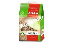 .Alom Cats Best Original 20l, 8,6kg  CHIPSI55  Hatékonyan köti meg a nedvességet és a kellemetlen szagokat. Háromszor nagyobb nedvesség befogadó kapacitással bír, mint a hagyományos almok. Könnyű, komposztálható és 100%-ban biológiailag lebomló. Kizárólag tiszta, organikus rostokból áll. Bársonyosan lágy, természetesen kellemes illatú.