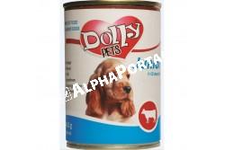 -Dolly Dog Junior konzerv marha 415gr  DOLLY38  -Dolly Dog Junior konzerv marha 415gr...