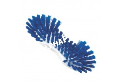 Kefe Kannatisztító Kr  KR29177  főzésálló    kék poliészter serték    műanyagtokrészes    szélesen elálló sörték    nehezen hozzáférhető helyek tisztítására ideális    22 cm hosszú