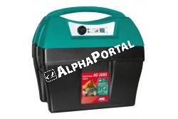 Vp.Trafó Mobil Power Digital AD2000 12V 3,2J Műanyag Házzal  KR372200  8500V  3,2J  20KM   12V
