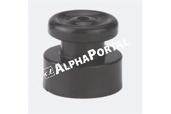 """Vp.Szig. Szögezhető Gomb 100 Db/Cs  KR44360  """"gomb alakú vezetékhez és szalaghoz használható szög nélkül"""""""