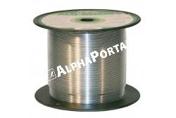 Vp.Vezeték Alumínium 1,8mm 400m 75kg  KR445007  hossz:400 m  átmérő:1,8 mm ellenállás:0,015 Ohm/m szakítóterhelés:75 kg