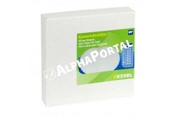 Tejszűrő Korong 220 Mm 200 Db  KR46176  200 lap kartonban   tejkanna szűrőkhöz   kiváló minőségű, élelmiszerhez alkalmazható vliesanyag