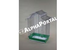 .Kalitka Amadyna Zinc Folding 615x415x855mm  P180E