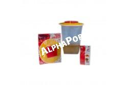 Redtop Légyfogó 3l  REDTOP1  Hatóanyag:növényi olajjal kevert fehérjekivonat.