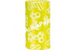 .Ürülékgyűjtő Zacskó citrom Illattal 4 tekercs/20db  TRX23473