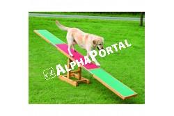 .Játék Dog Activity Agility Mérleghinta 3m*54*34cm  TRX3213  Játék házi kedvencek részére. Anyaga: az állat szempontjából biztonságos anyagból készült (gumi, latex, műanyag, plüs fa vagy fém) Ne hagyja kedvencét felügyelet nélkül a játékkal.