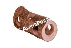 .Bújó Fából Rágcsálóknak 20cm  TRX6130
