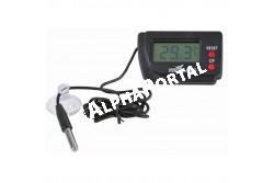 .Digitális Hőmérő Érzékelővel 6,5*4cm  TRX76112