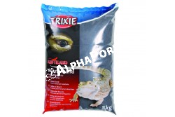 .Homok Terrárium Sivatagi Fekete 5kg  TRX76130