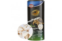 .Reptiland Zúzott Szépia, Kalcium Hüllőknek 250ml/70gr  TRX76386