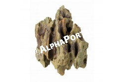 .Akváriumi dekor fenyő kéreg kövület kicsi 10cm  TRX87860