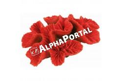 .Akvárium dekor gomb korall 16cm  TRX8839  Kiegészítő felszerelés akváriumba. Anyaga: kerámia, műanyag
