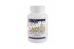 Hepato Support tabletta 90x  VC01  Összetétel (1 kapszula tartalma): Silymarin: 100 mg Inozit: 20 mg Metionin: 20 mg Kolin: 20 mg B1-vitamin: 5 mg B2-vitamin: 5 mg B5-vitamin: 10 mg B6-vitamin: 5 mg B12-vitamin: 10 mg Lipoic acid: 5 mg. Célállat fajok: kutya, macska. Javallat: Táplálék-kiegészítő a máj egészséges működésének támogatására. Májbetegségek esetén a gyógyszeres kezelés kiegészítésére, kutyák és macskák számára  Alkalmazás módja: Szájon át.  Adagolás:- Macska és kistestű kutya (10 kg alatt). 0,5-1 kapszula naponta.- Közepes testű kutya (12-25 kg között): 2 x 1 kapszula naponta.- Nagytestű kutya (26-44 kg között): 3 x 1 kapszula naponta.- Óriástestű kutya (44 kg felett): 2 x 2 kapszula naponta.Súlyos esetekben az adag a toxicitás veszélye nélkül a fenti dózis emelhető. Ilyenkor a hatás fokozott lesz  Kiszerelés: 90 db kapszula műanyag dobozban